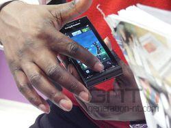 Sony Ericsson idou 01