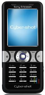 Sony ericsson k550 cybershot