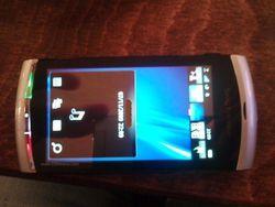 Sony Ericsson Kurara 1