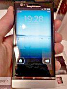 Sony Ericsson LT22 Nypon