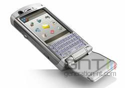 Sony ericsson p990 small