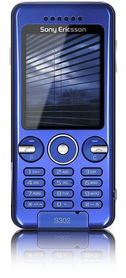 Sony Ericsson S302 01