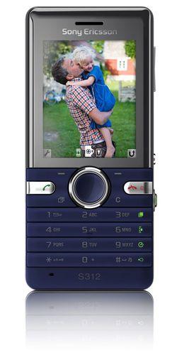 Sony Ericsson S312 1