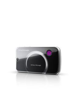 Sony Ericsson T707 arrière