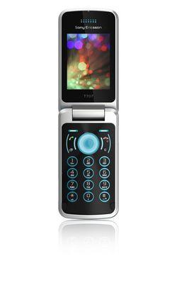 Sony Ericsson T707 avant