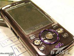 Sony Ericsson W395 1