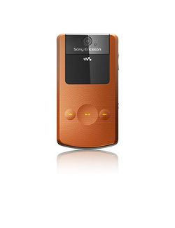 Sony Ericsson W508 Orange ferm
