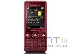 Sony ericsson w660i small
