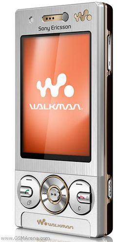 Sony Ericsson W705 m