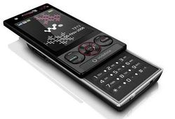 Sony Ericsson W715 c