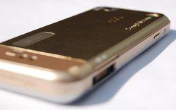 Sony Ericsson W890i gold 1