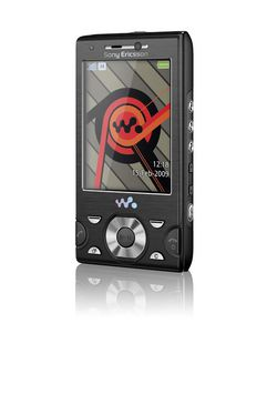 Sony Ericsson W995 2