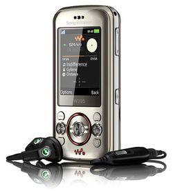 Sony Ericsson Walkman W395 01