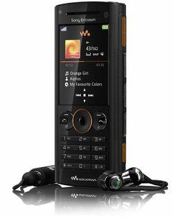 Sony Ericsson Walkman W902