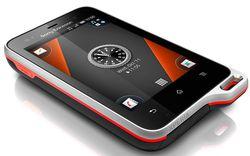 Sony Ericsson Xperia Active 01