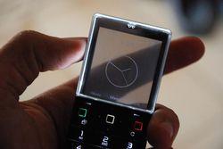 Sony Ericsson Xperia Pureness 02