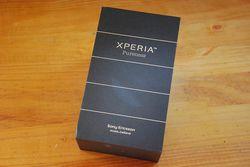 Sony Ericsson Xperia Pureness 04