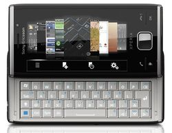 Sony Ericsson Xperia X2 01