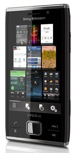 Sony Ericsson Xperia X2 02