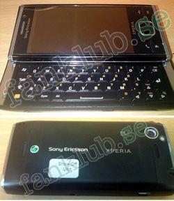 Sony Ericsson Xperia X2 Vulcan