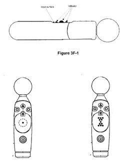 Sony Flat Joystick Controller - schema