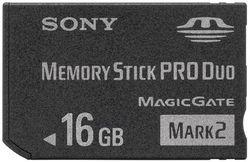 Sony M2 16 Go