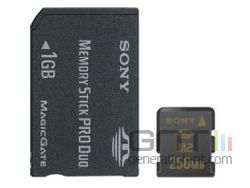 Sony memory stick micro m2 small