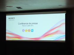Sony Paris 01