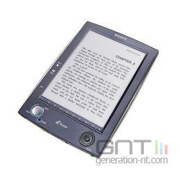 Sony portable reader