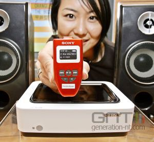 Sony reflex system relais hi fi