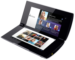 sony tablet p ebook