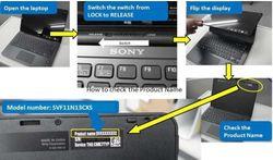 Sony Vaio Flip 1