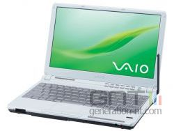 Sony vaio tx3 rose small