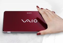 Sony VaioP taille