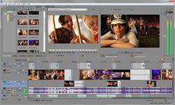 Sony Vegas Pro 11 screen1