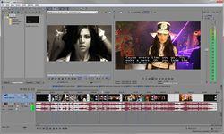 Sony Vegas Pro 11 screen2