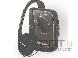 Sony walkman small