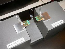 Sony wireless transmission