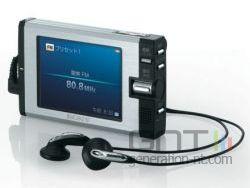 Sony xdv 100 silver small