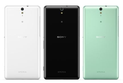 Sony Xperia C5 Ultra dos