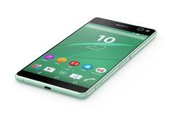Sony Xperia C5 Ultra face
