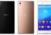 Sony Xperia Z4 : le smartphone fin et étanche officialisé en toute discrétion