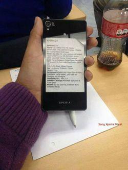 Sony Xperia Z3 4