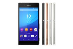 Sony Xperia Z3+ finitions
