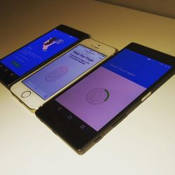 Sony Xperia Z5 lecteur empreinte