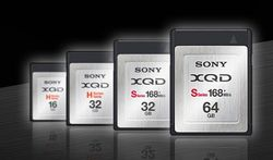 Sony XQD