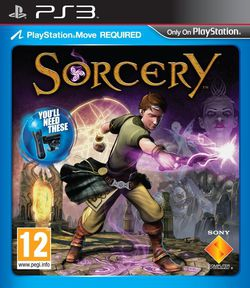 Sorcery - pochette