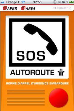 SOS Autoroute 01