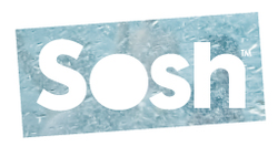 Sosh orange logo