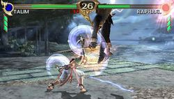 SoulCalibur : Broken Destiny - 12